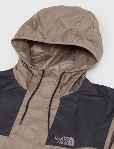 North Face 1985 Mountain Jacket - Brown