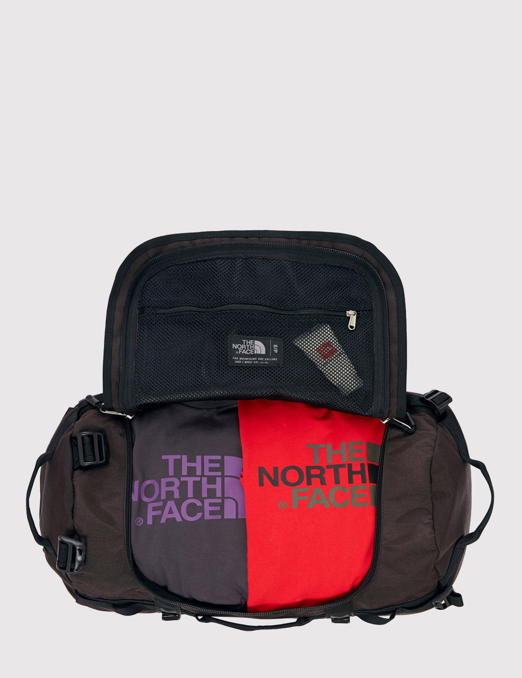 The North Face M2M Duffle Bag - TNF Black