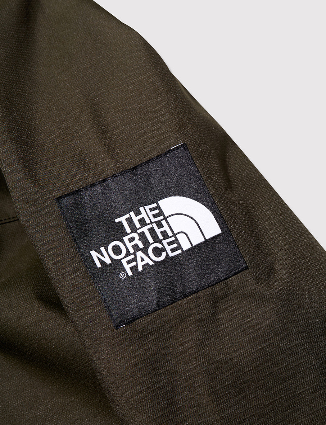North Face Mountain Q Jacket - Rosin Green