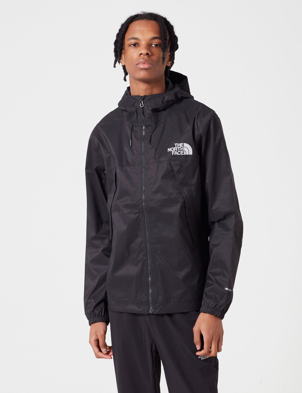 North Face 1990 Mountain Q Jacket - Black