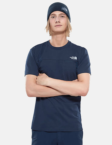 North Face Z-Pocket T-Shirt - Urban Navy