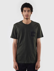 North Face Fine Pocket T-Shirt - Rosin Green