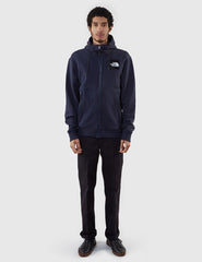 North Face Fine Zip Hoodie - Urban Navy