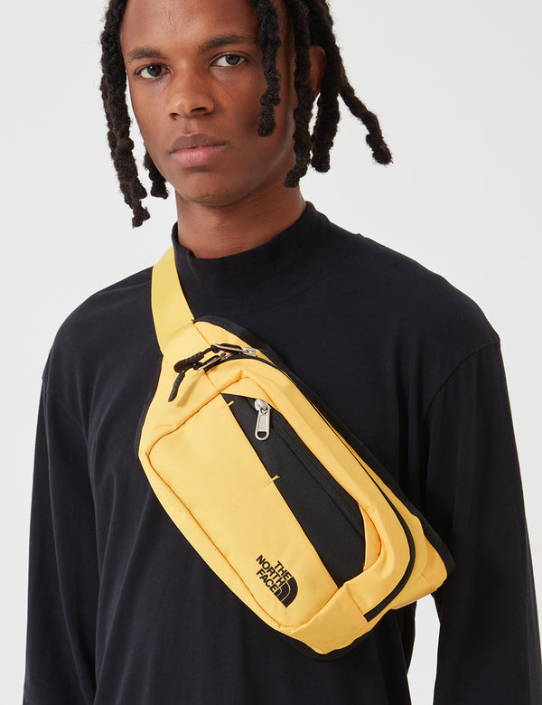 North Face Bozer Hip Pack II Bag - TNF Yellow/TNF Black