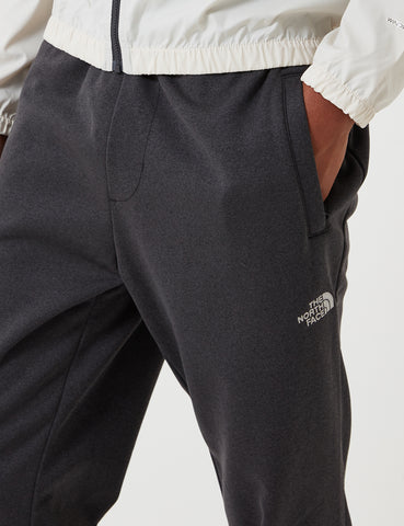 North Face Mountain Tech Sweat Pants - Black