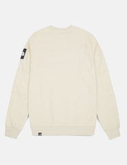 North Face Fine 2 Crew Sweatshirt - Vintage White