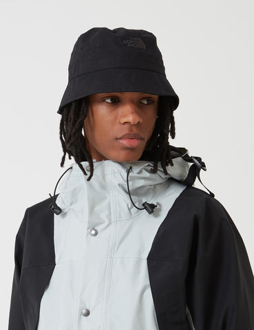 North Face Cotton Bucket Hat - TNF Black