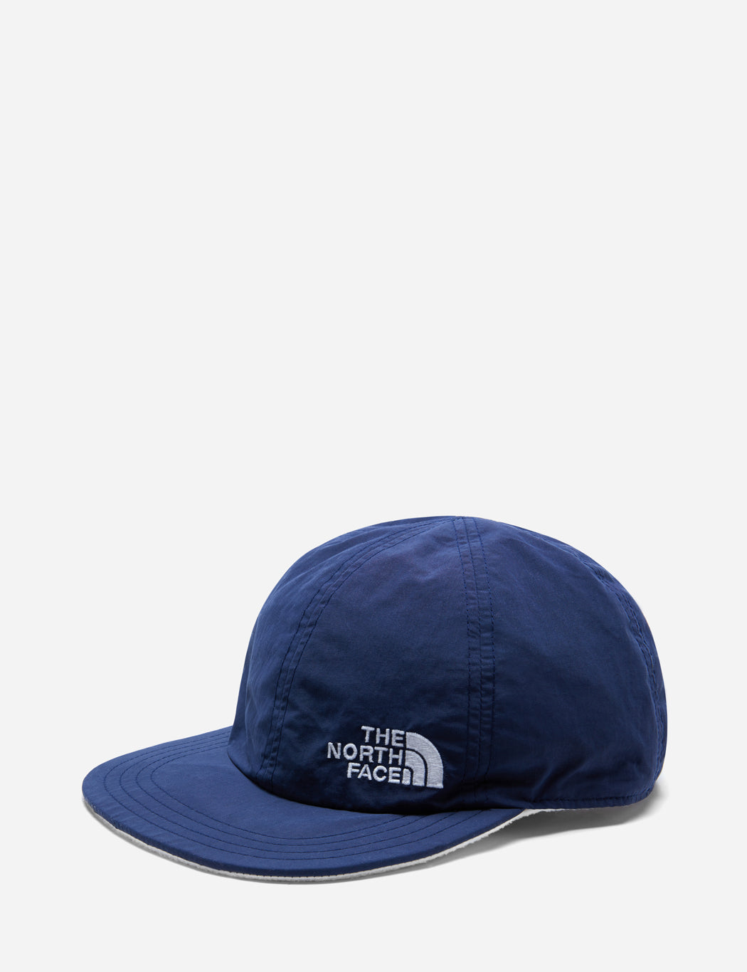 North Face Reversible Norm Hat (Fleece) - Blue/White | URBAN EXCESS.