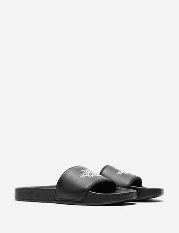North Face Mens Base Camp Slide II - TNF Black/White