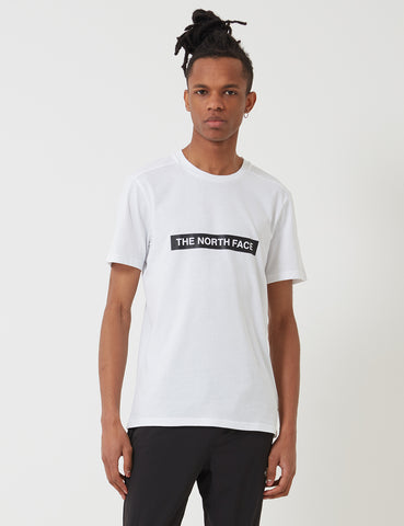 North Face Light T-Shirt - TNF White