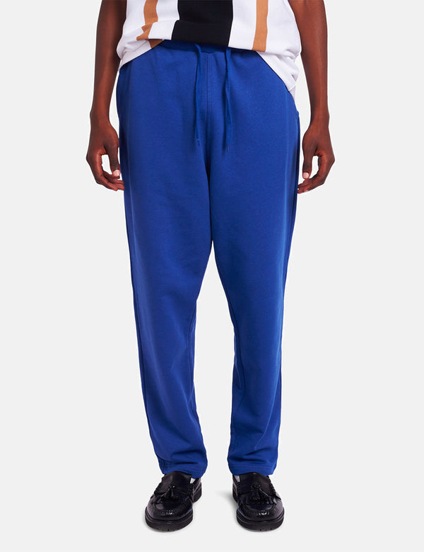 Pantalon de survêtement Fred Perry Reissue Drawstring - Bright Blue