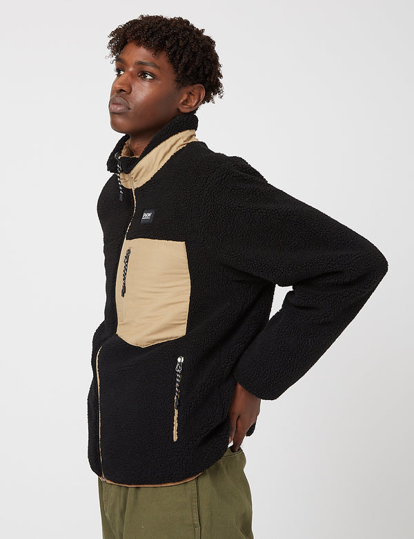 Veste Réversible Taion Down x Boa - Beige/Noir