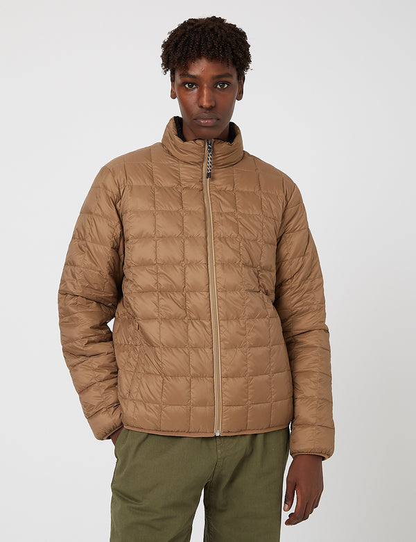 Taion Down x Boa Reversible Jacket - Beige/Black
