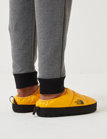 North Face NSE Tent Slippers III - TNF Yellow/Black