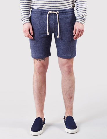 Human Scales Uno Shorts - Blue