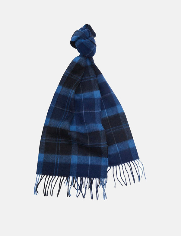 Barbour Holden Tartan Scarf - Muted Seaweed