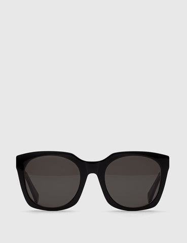 Super Quadra Classic Sunglasses - Black