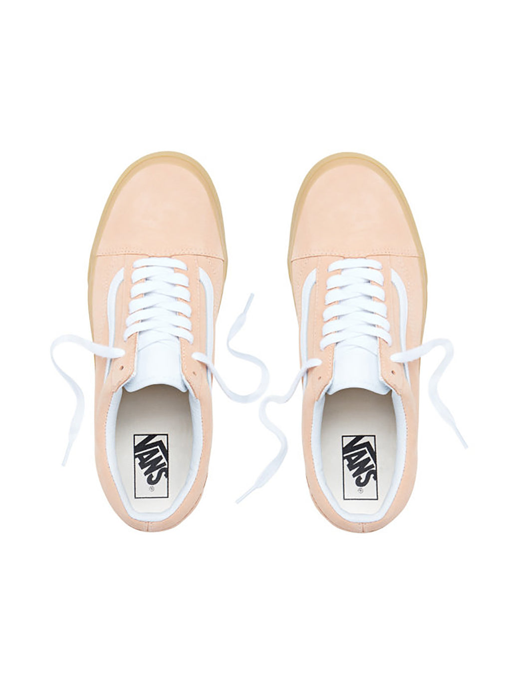 1be134be69 ... Vans Old Skool Double Light Gum - Apricot Ice ...