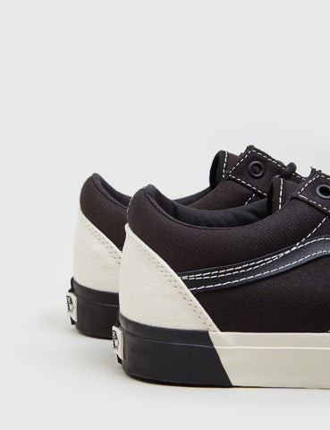 Vans Old Skool DX (Canvas) - Black