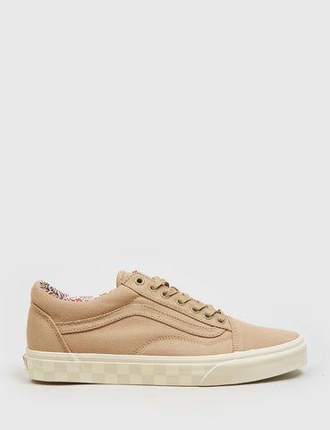 Vans Old Skool DX (Canvas) - Corn Beige