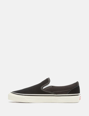 Vans Classic Slip-On 98 DX (Suede) - Anaheim Factory OG Black