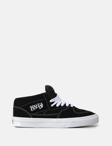 Vans Half-Cab Trainers (Canvas) - Black