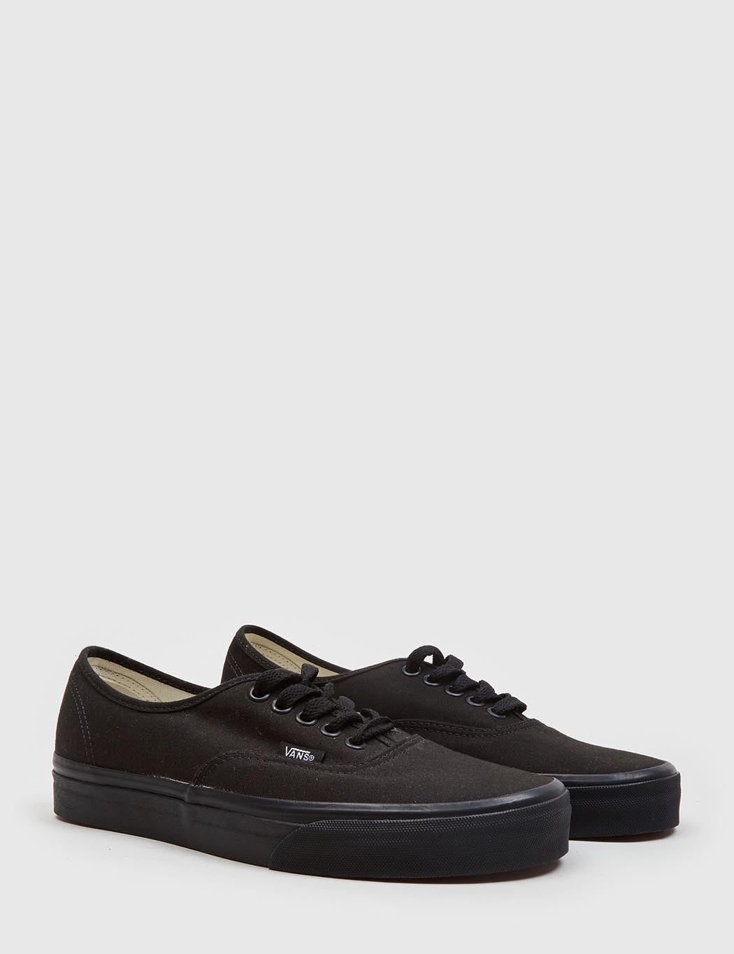 Vans Authentic Trainers - Black/Black