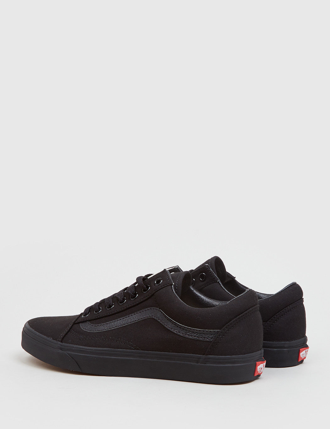 Vans Old Skool (Canvas) - Black/Black