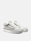 Vans Anaheim Old Skool 36 DX (Suede/Canvas) - OG White/OG birch