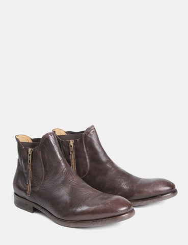 Hudson Mitchell Chelsea Boot (Leather) - Brown