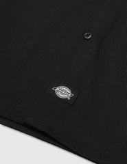 Dickies Work Shirt (Slim Fit) - Black
