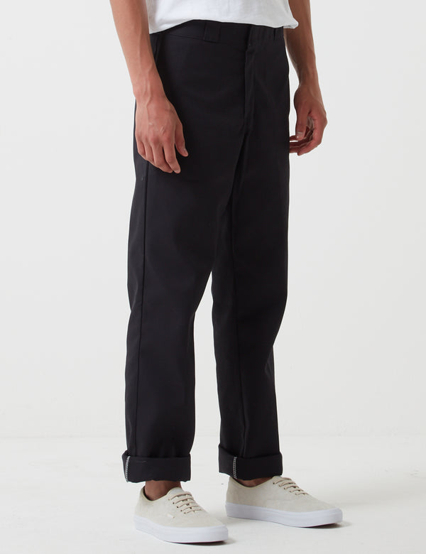 Dickies 873 Work Pant (Slim Straight) - Noir