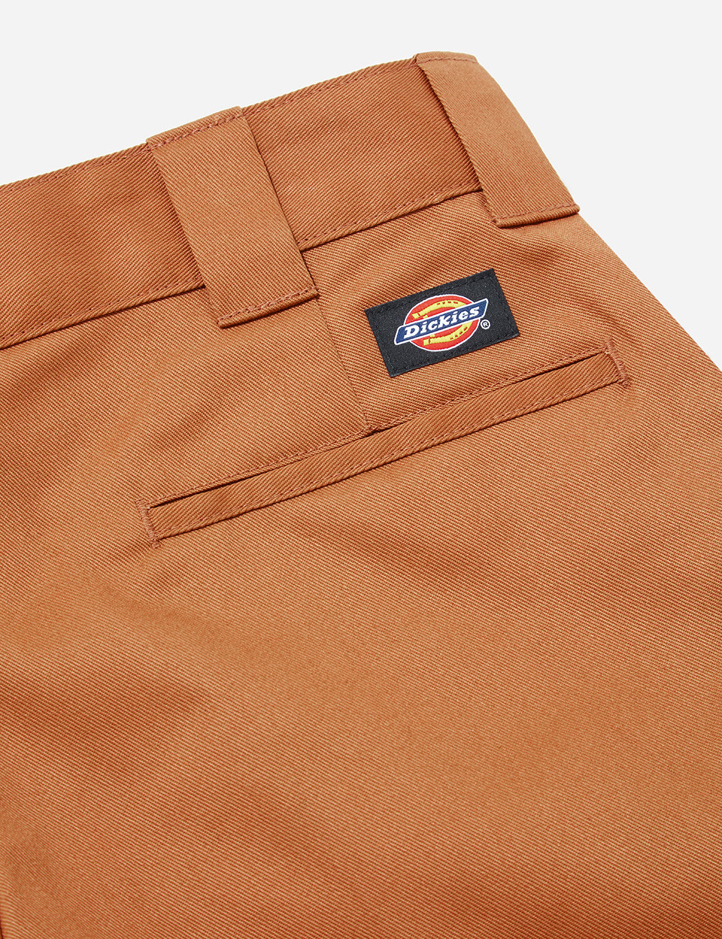 Dickies 873 Work Pant (Slim Straight) - Brown Duck