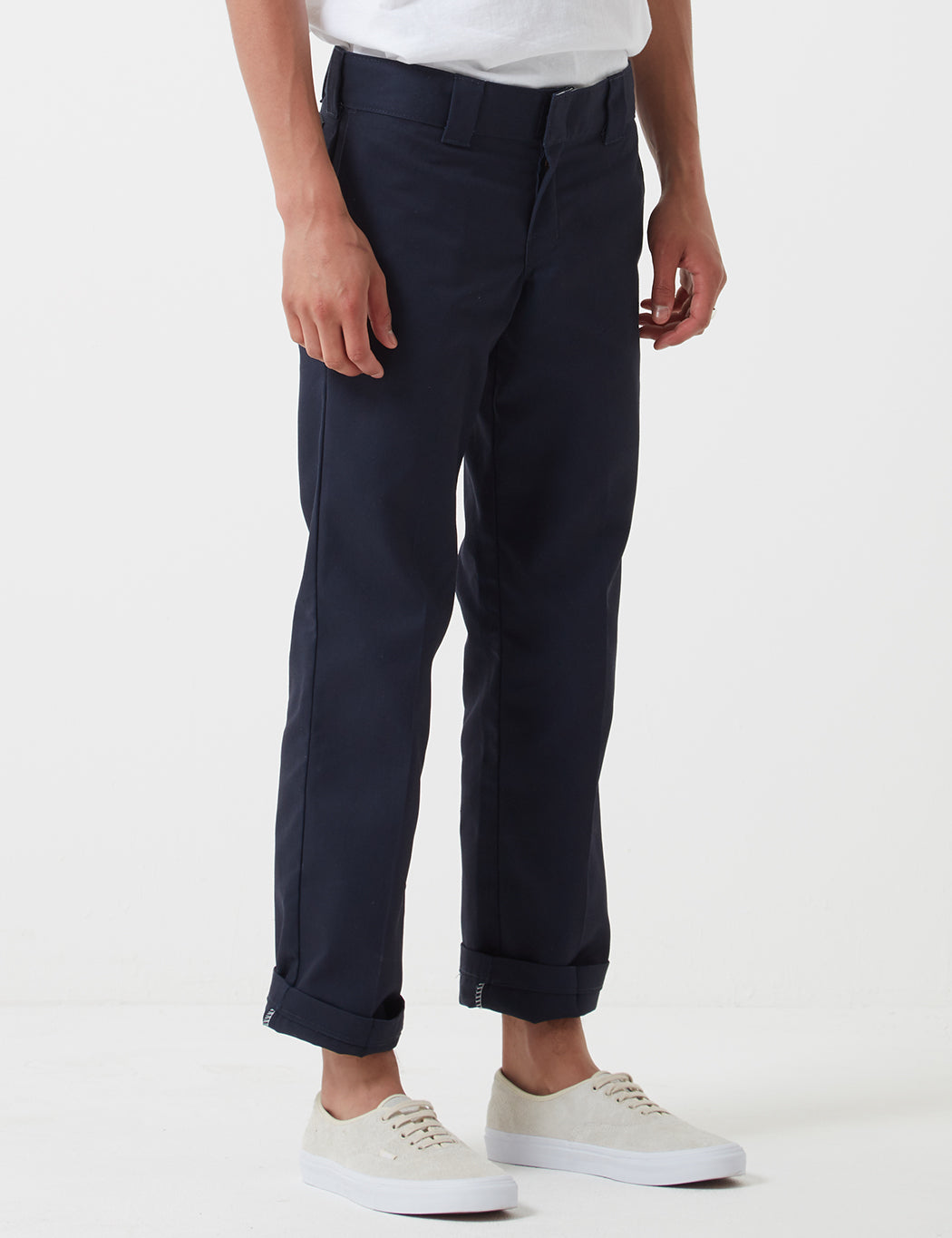 Dickies 873 Work Pant (Slim Straight) - Dark Navy