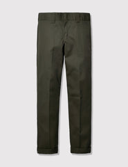 Dickies 873 Work Pant (Slim Straight) - Olive Green