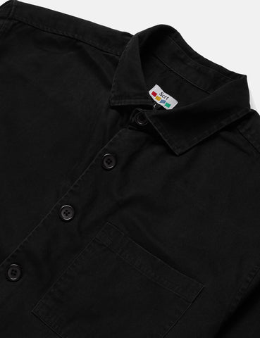 SCRT Work Shirt - Black
