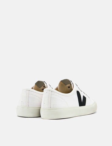 Womens Veja Wata Trainers - White/Black