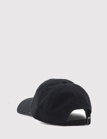 Wood Wood Low Profile Cap - Black