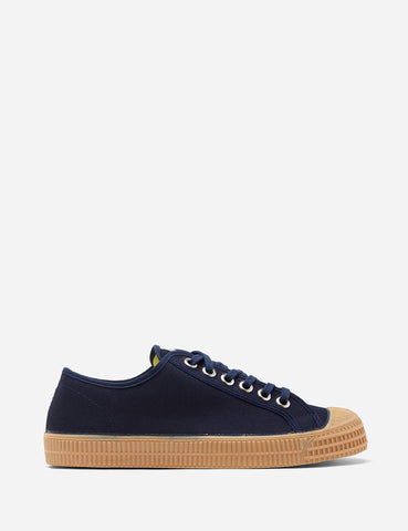 Novesta Star Master Trainers (Canvas) - Navy Blue/Gum