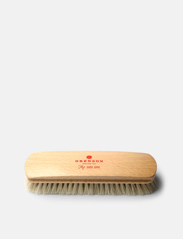 Grenson Horsehair Brush - Large