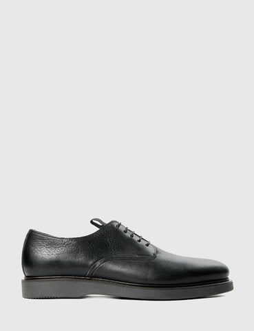 Hudson Killick Shoes (Leather) - Black
