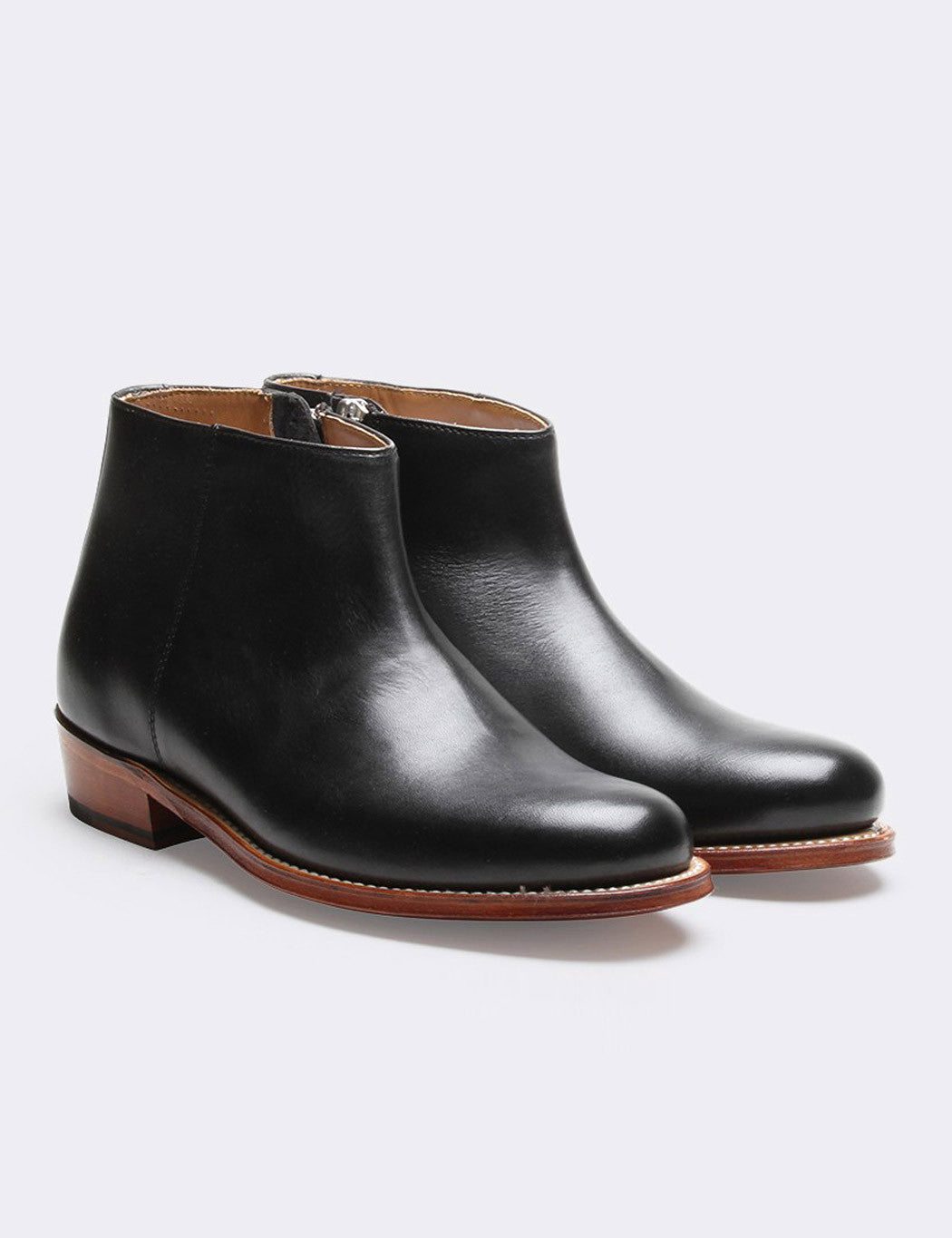 Womens Grenson Becky Ankle Boot - Black