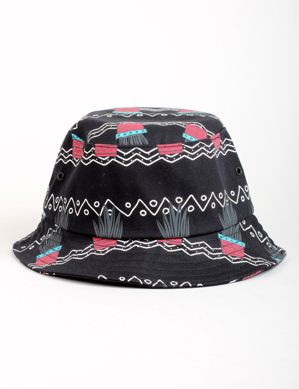 Only NY Planter Bucket Hat - Black