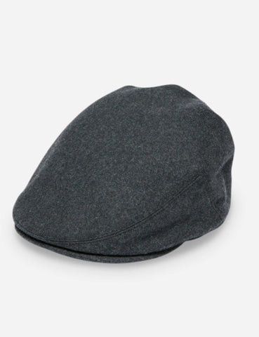Goorin Hard Eye Ivy Flat Cap - Grey