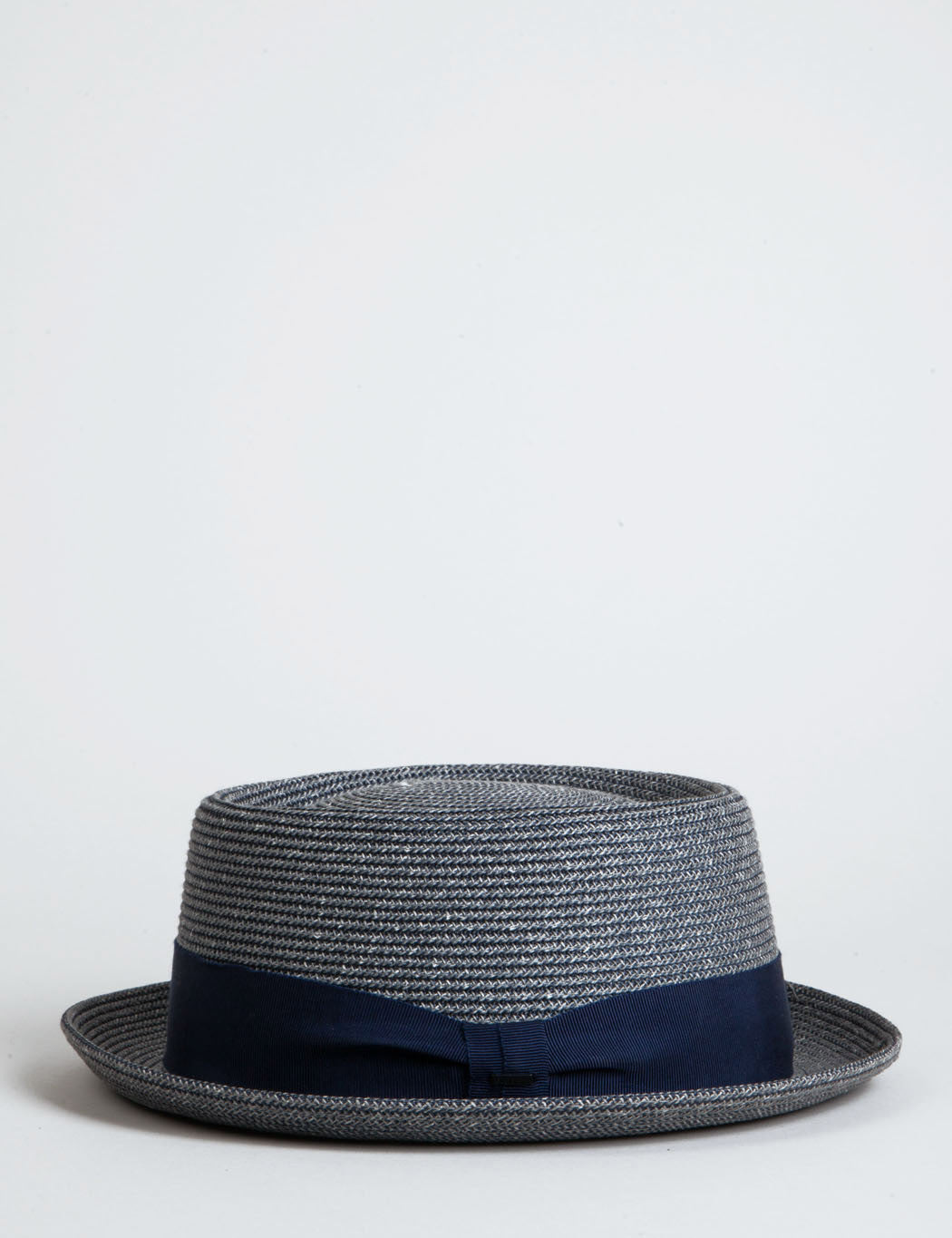 Bailey Waits Pork Pie Hat - Steel Grey