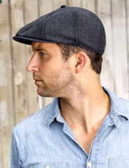 Goorin The Times Newsboy Cap - Black