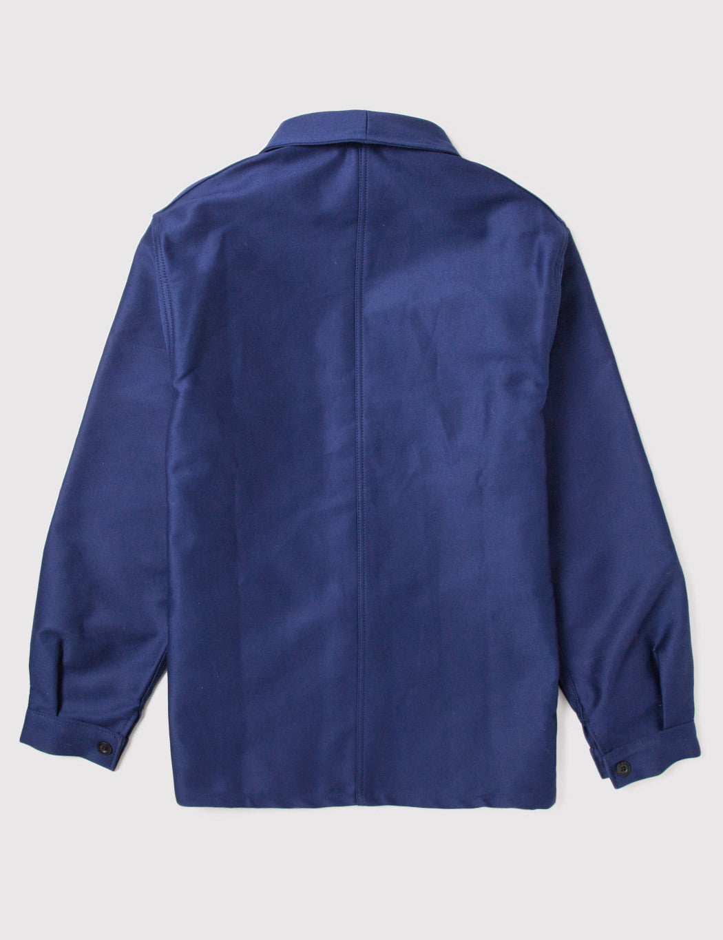 Le Laboureur Moleskin Work Jacket - Navy