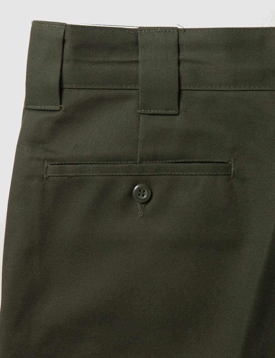 Dickies 873 Slim Straight Work Pant - Olive