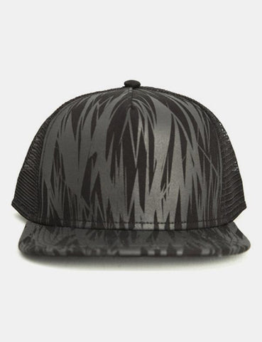 The Hundreds Jags Snapback Cap - Black