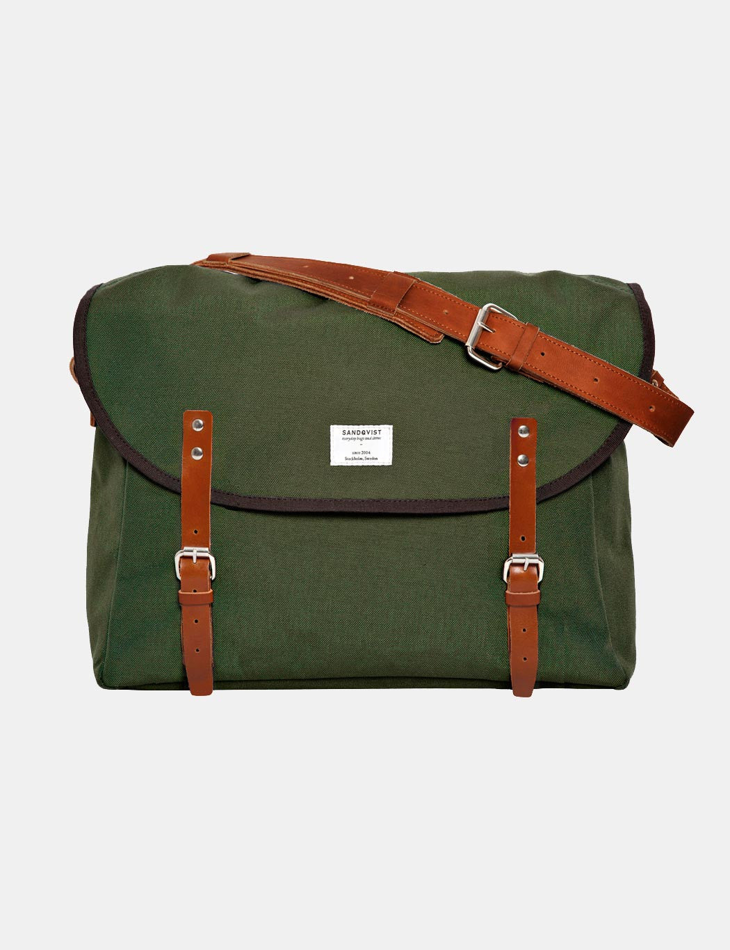 Sandqvist Erik Messenger Bag - Green